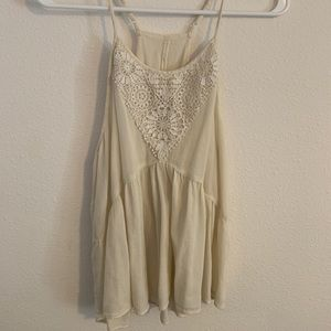 AEO Lace Tank Top